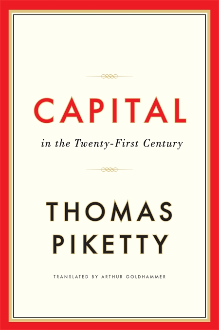 Coasting on Borrowed Time: Making Sense of Piketty's Capital in the 21st Century