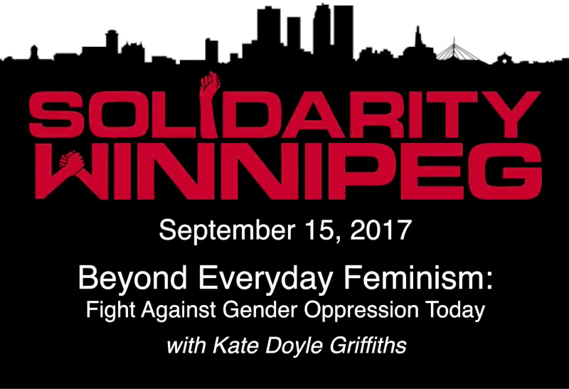 Beyond Everyday Feminism: Fight Against Gender Oppression Today