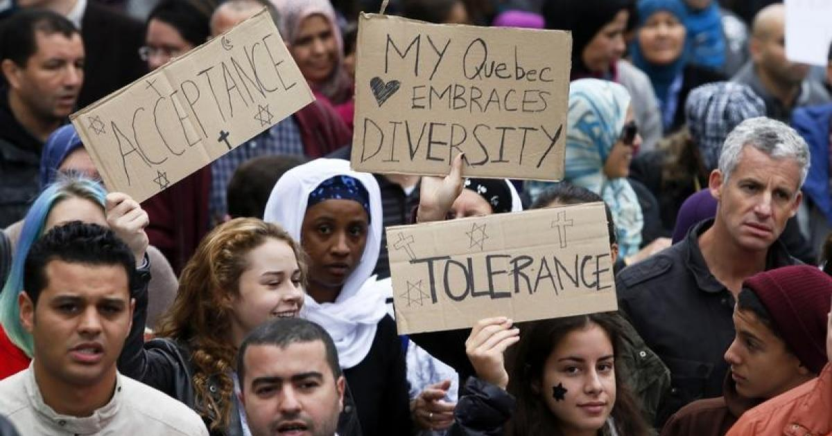 The Legalization of Islamophobia in Québec