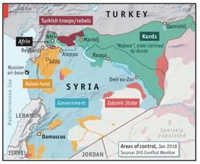 The Kurdish Crisis in Iraq and Syria – New Socialist