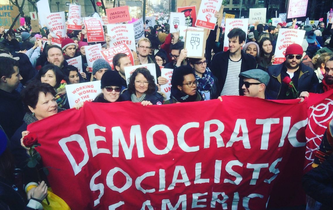 The Rebirth of Social Democracy in the U.S.
