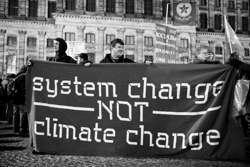 Climate change and the next left