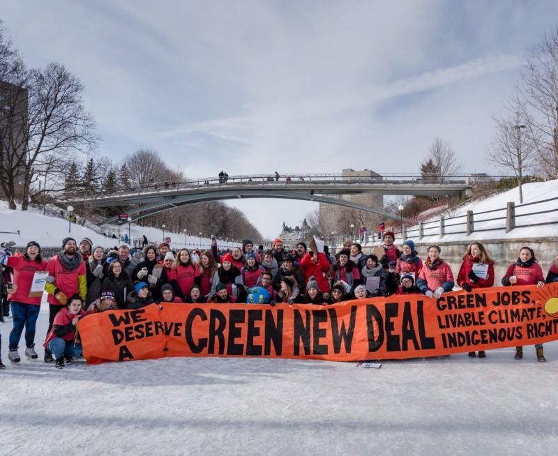 What will it take to win a Green New Deal?