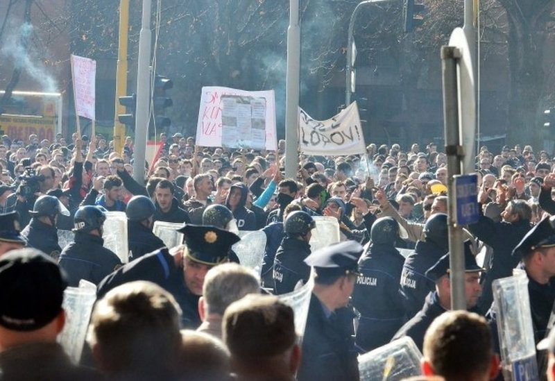 The Mass Popular Uprising in Bosnia-Herzegovina: 20 Years After the War