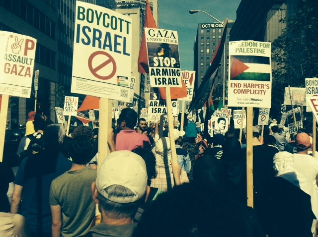 Palestine Solidarity and Mass Mobilization