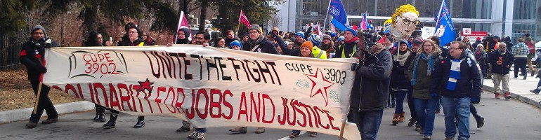 Lessons from the CUPE 3902/3903 Strikes at UofT and York