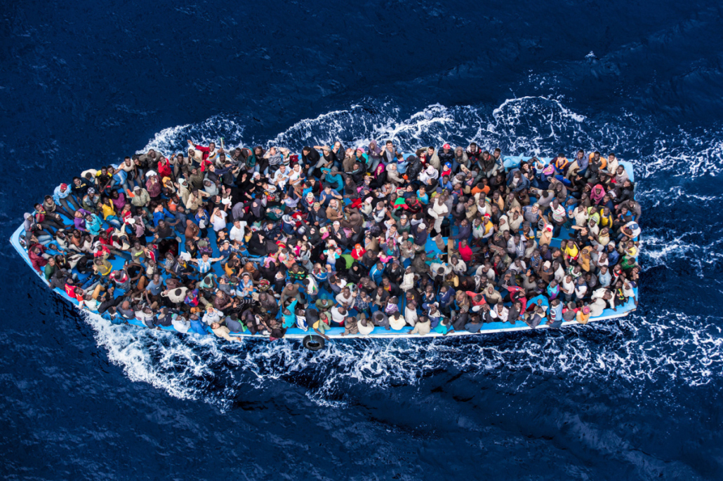 The Making of the Migration Crisis