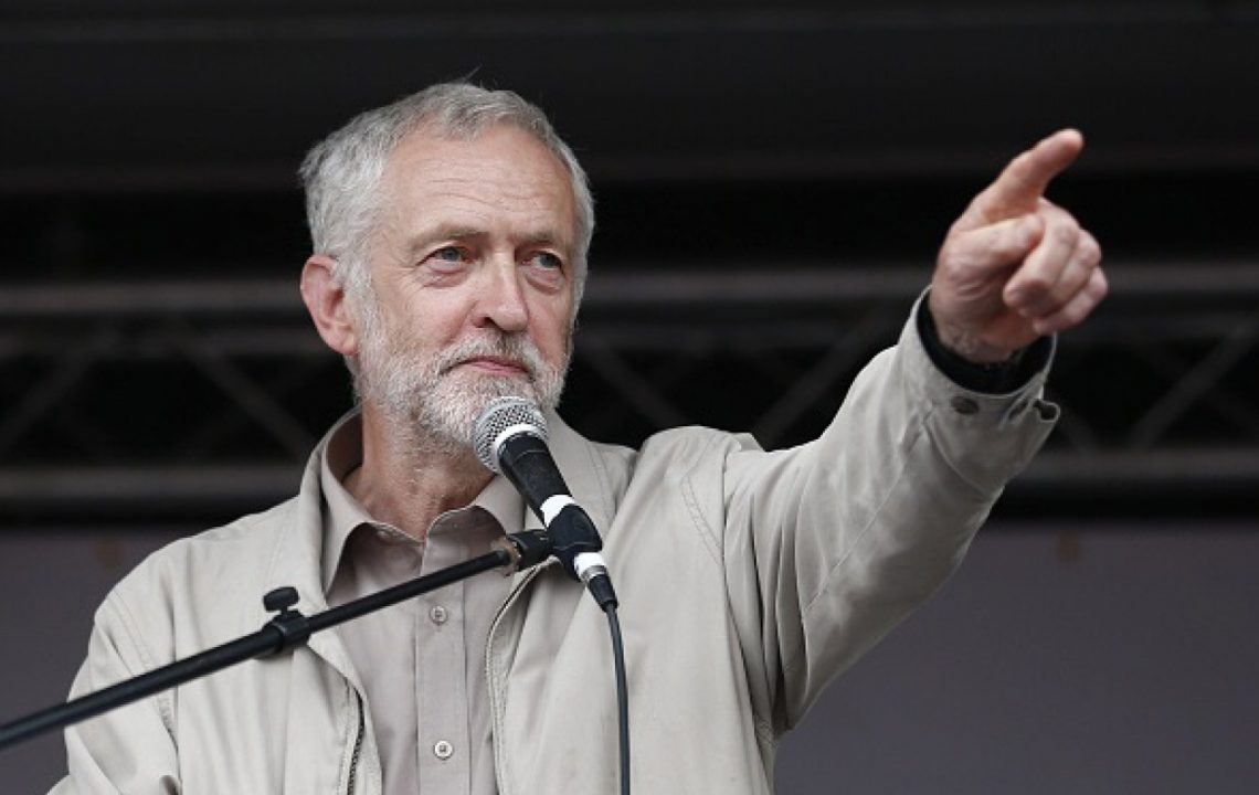 Cosmic Alignments and the New Labour Party Leader