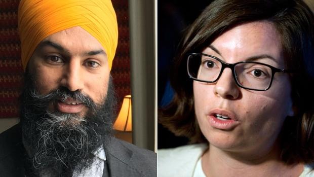 Leadership and Membership: The NDP and Change