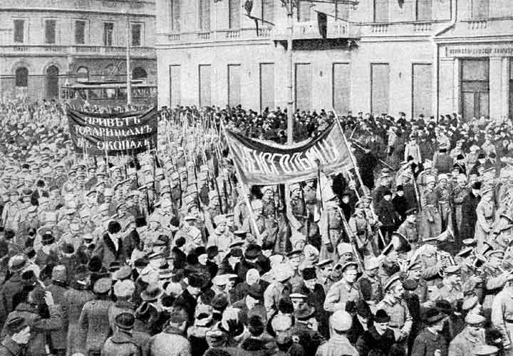 One Hundred Years of the Russian Revolution: A Retrospective View