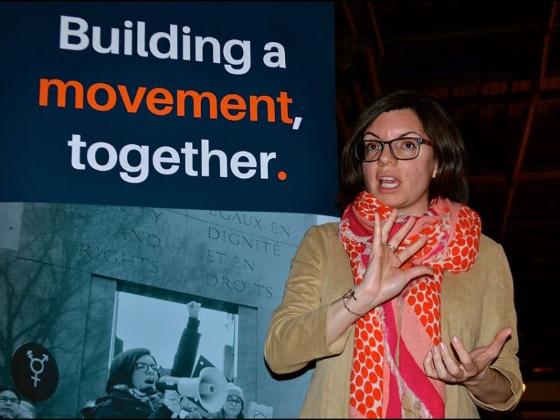 """The NDP and the Ashton Campaign: """"The Left Needs to Seize this Moment"""""""