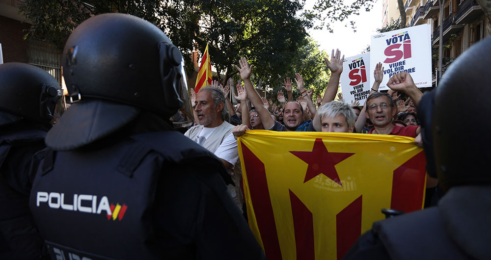 On Catalonia's Referendum