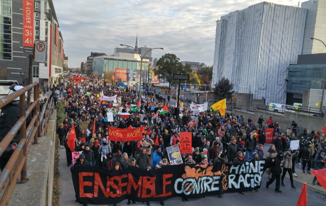 Montreal Against the Far Right