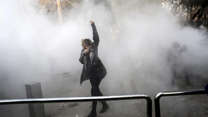 Iranian Revolutionary Upswing