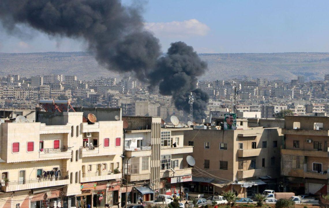 The Kurdish Crisis in Iraq and Syria