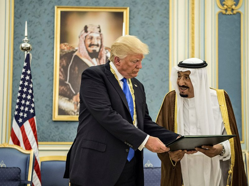 The Saudi predicament