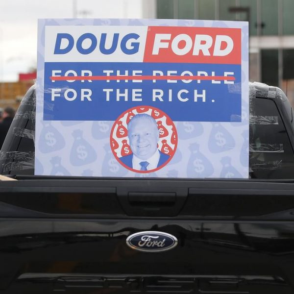 Fighting Ford on Campus: Resisting the Tory Agenda for Postsecondary Education