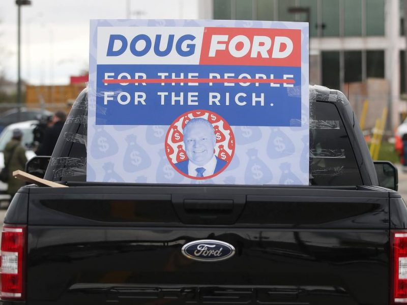 New Gruel, Old Bottle: Ford, Social Assistance and the Discipline of the Poor